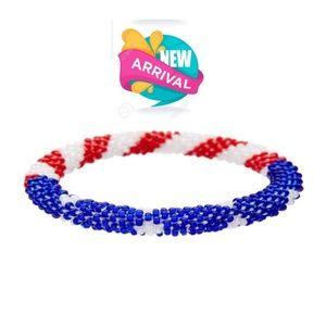 Jewelry - U.S. Flag Bracelet